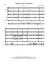 Double Bass Concerto No.1, 2nd Movement